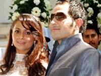 Amrita Weds Shakeel