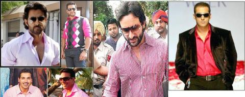 Pink Panther Of Bollywood