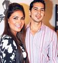 Dino Morea And Lara Dutta