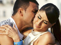 Kareena Kapoor And Akshay kumar Kissing Seen In Kambakkht Ishq